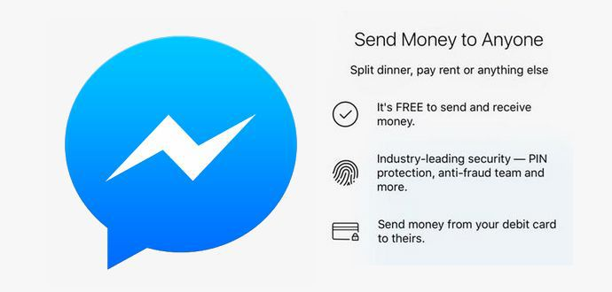 Facebook Will Soon Allow You To Transfer Money Using Messenger
