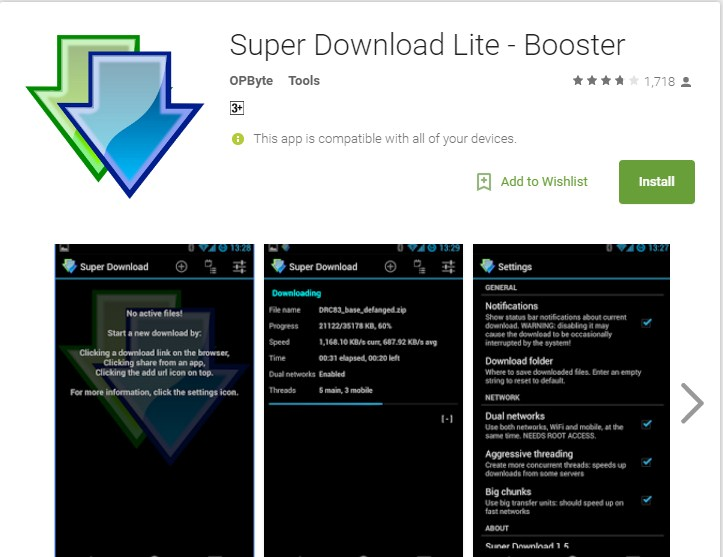 Use Both Data WiFi For Boost Internet Speed