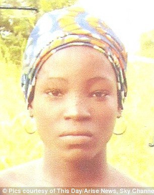 Photo Of Chibok Girl Found In Sambisa Forest