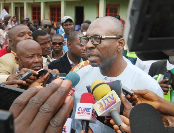EDO 2016 GOVERNORSHIP ELECTION