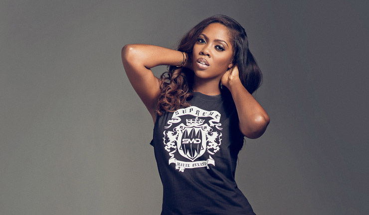 Tiwa Savage FEATURE