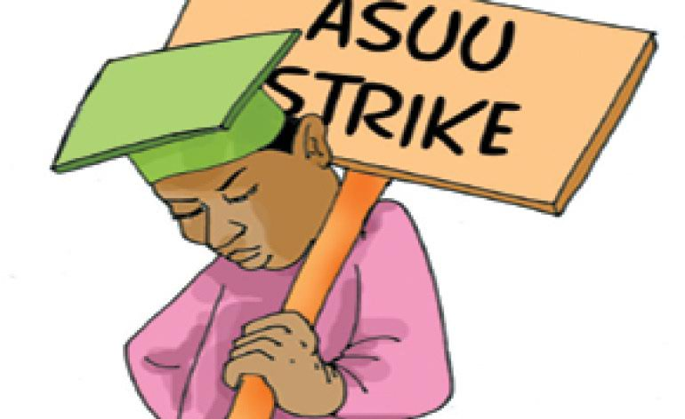 Breaking News: ASUU begins indefinite strike
