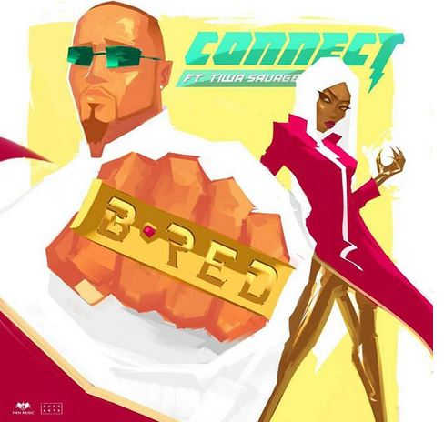 b-red connect ft tiwa savage