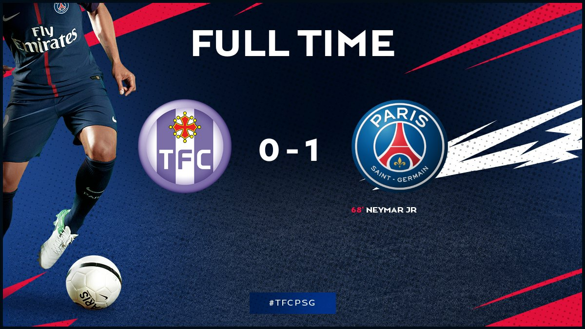 Toulouse vs PSG 0-1 Highlight Download