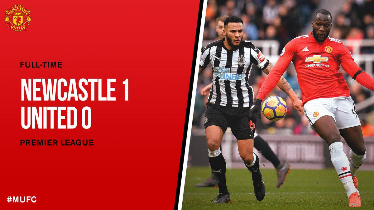 Newcastle vs Manchester United 1-0 Highlight Download