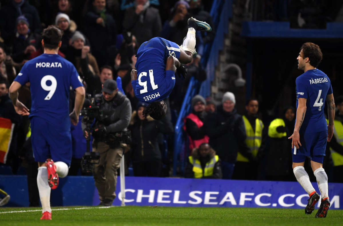 Chelsea vs West Brom 3-0 Highlight Download