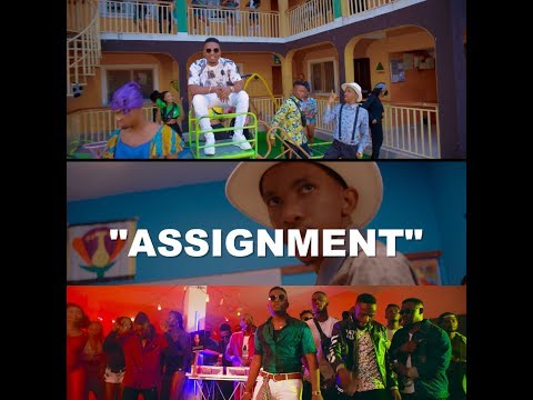 dj consequence olamide assignment video