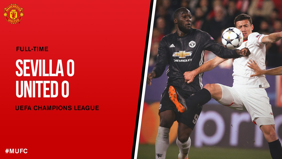 Sevilla vs Manchester United 0-0 Highlight Download