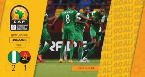 Nigeria Vs Angola Highlights CHAN 2018 Quarterfinal