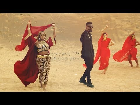 DJ Cuppy Vybe Ft Sarkodie Video