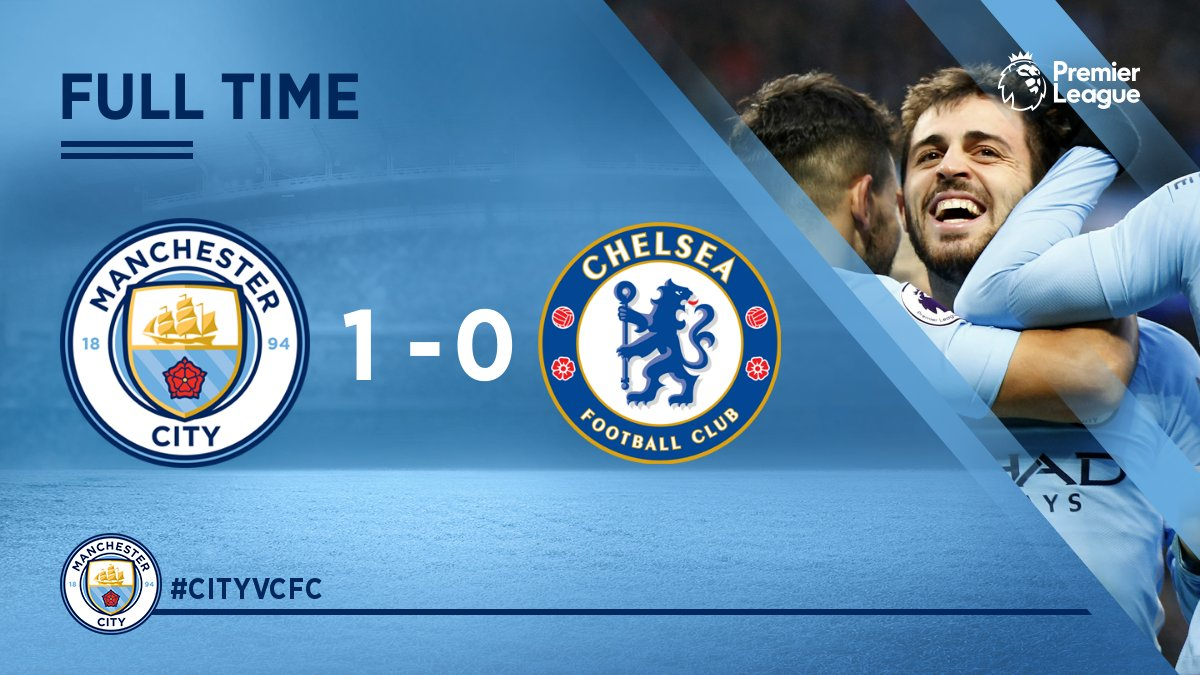 Manchester City vs Chelsea 1-0 Highlight Download
