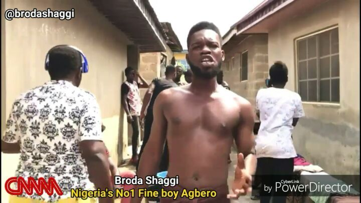 Broda Shaggi Big Brother Ashewo