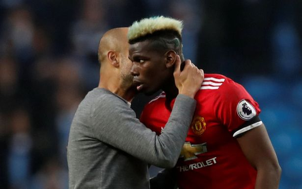 Pep and Pogba
