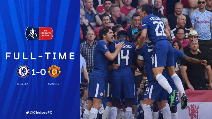 Chelsea vs Manchester United 1-0 Highlight Download