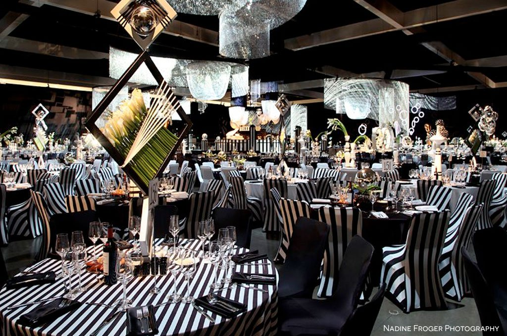 Wow your guests with these 5 tips for planning a black tie event