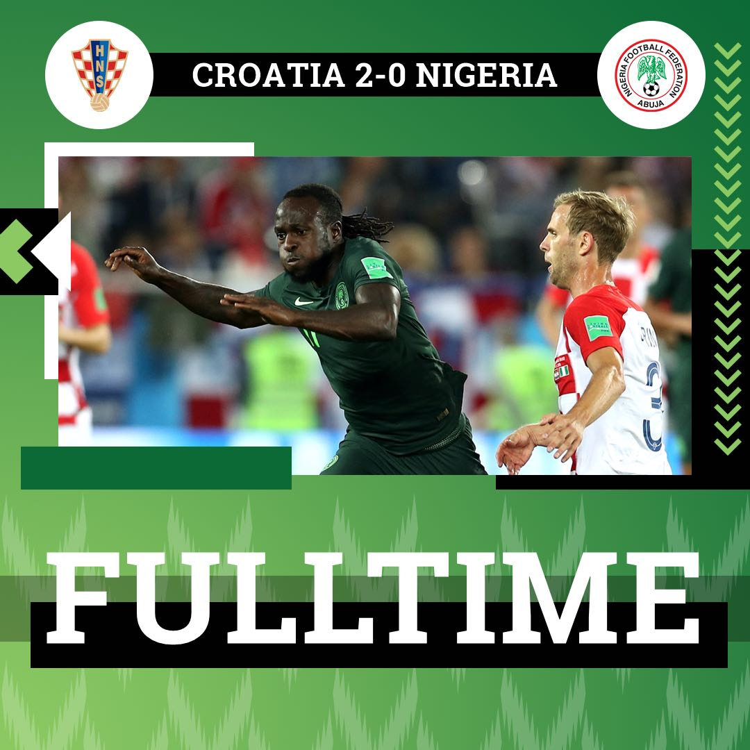 Croatia vs Nigeria 2-0 Highlight Download