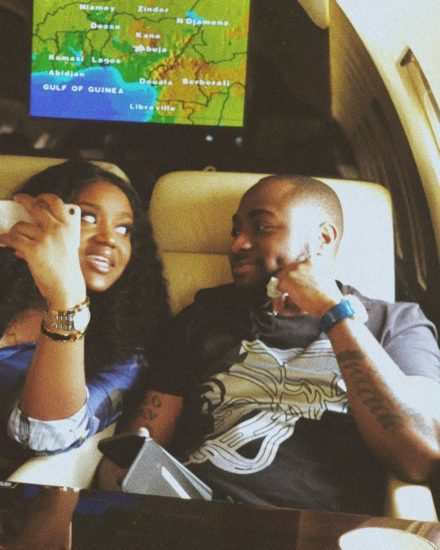 Is Chioma Cheat!ng On Davido? Special Spesh Chat Gives Us Hint