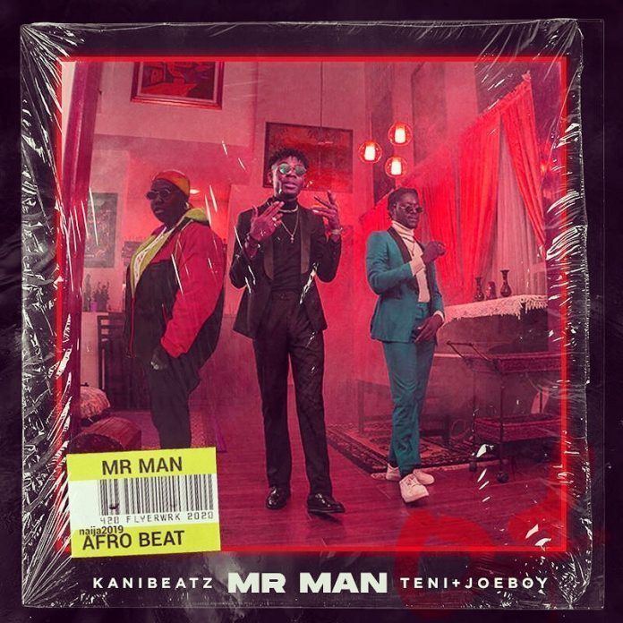 Teni x Joeboy – Mr Man