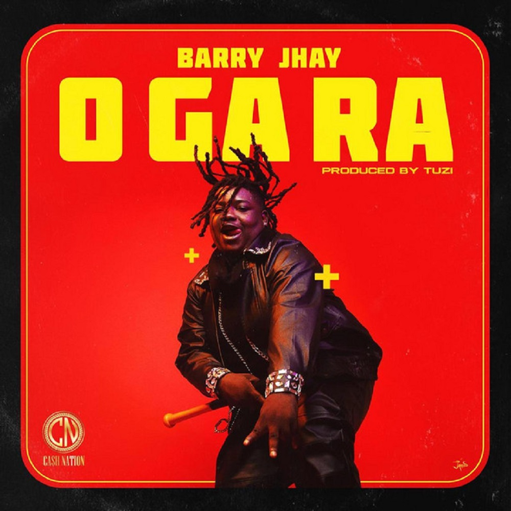 Barry Jhay – O Ga Ra
