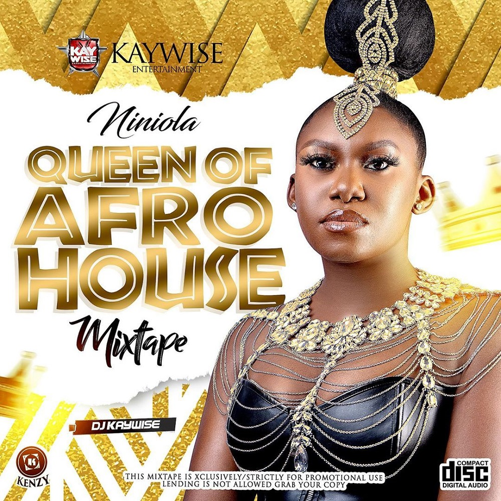 DJ Kaywise Queen Of Afro House Mixtape