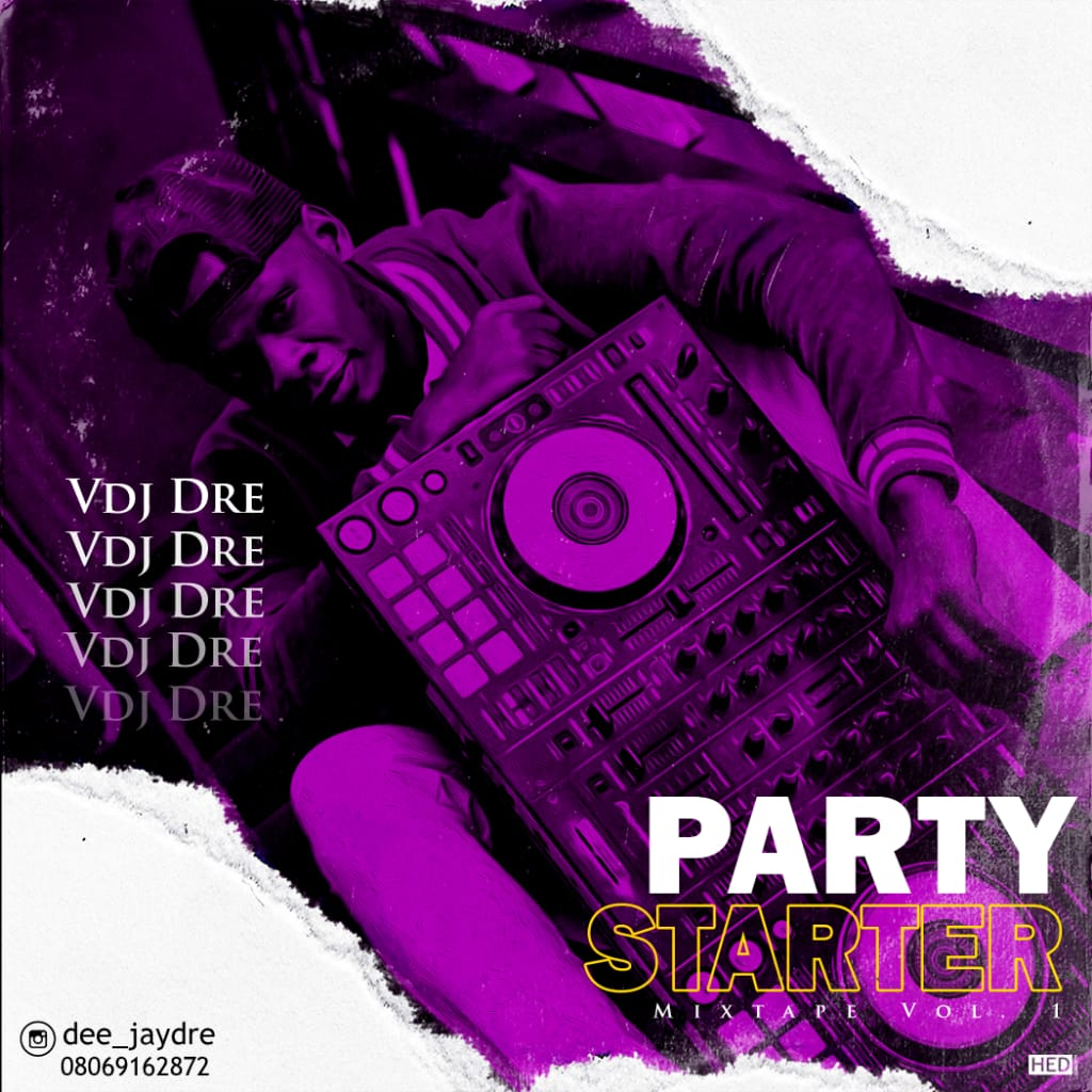 Vdj Dre - Party Starter Vol.1