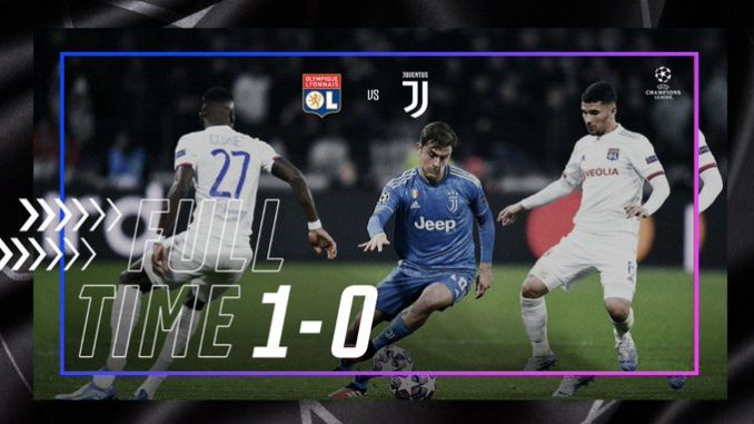 Lyon vs Juventus 1-0 Download