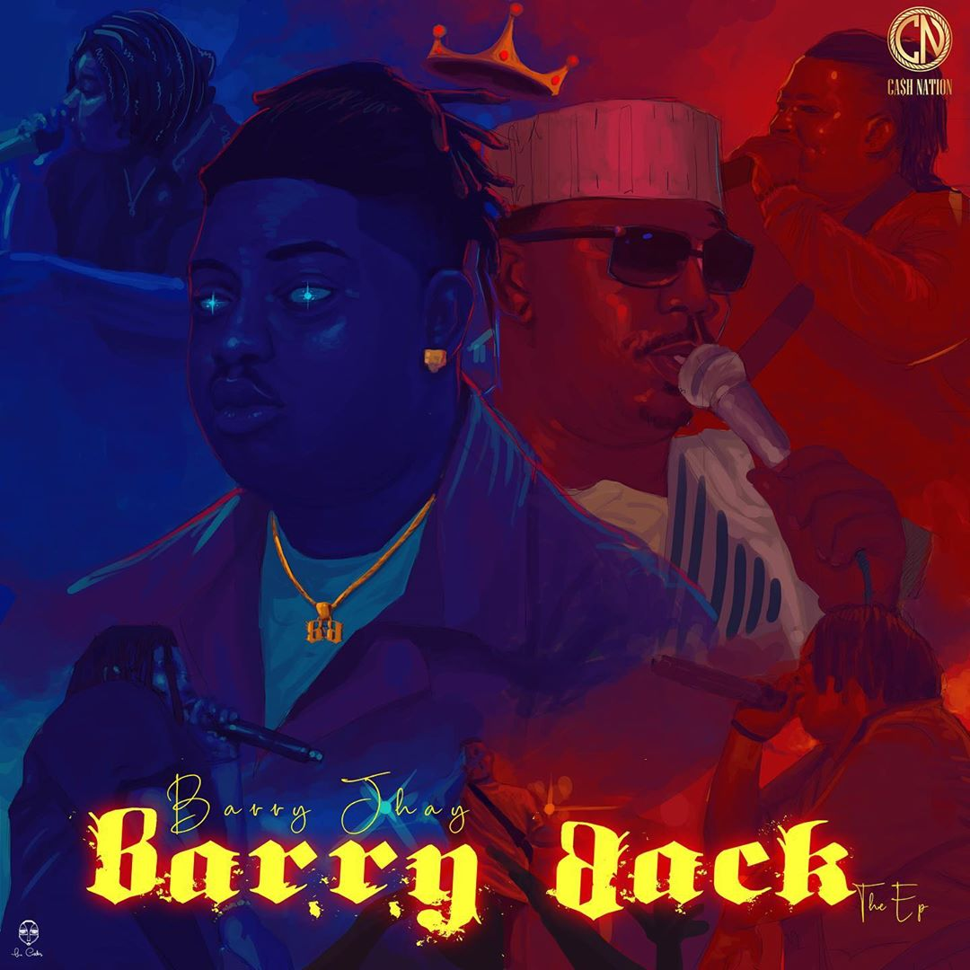 Barry Jhay ft Davido – Only You