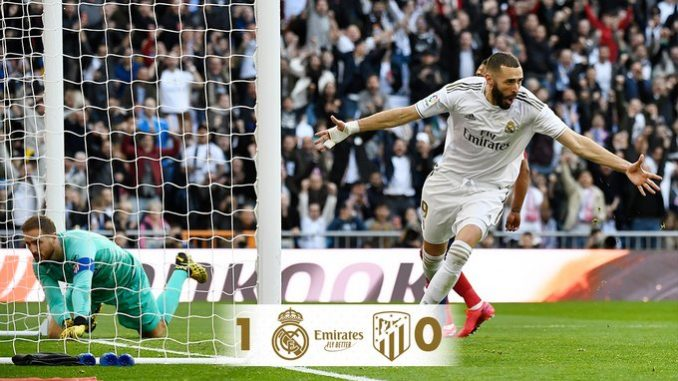 Real Madrid vs Atletico Madrid 1-0 Download