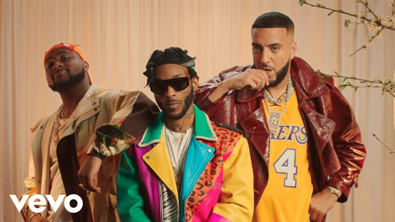 Angel – Blessings (Remix) ft. Davido x French Montana
