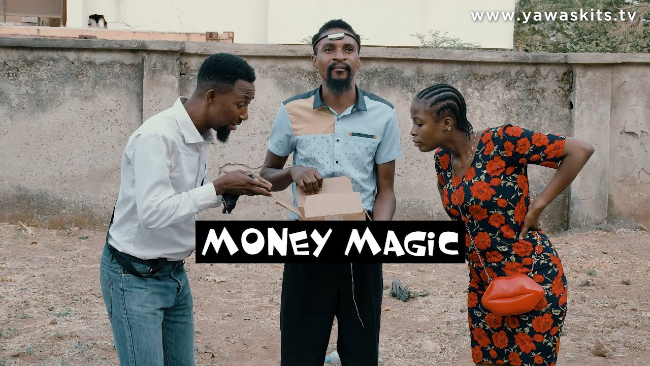 YAWA - Episode 33 (MONEY MAGIC)