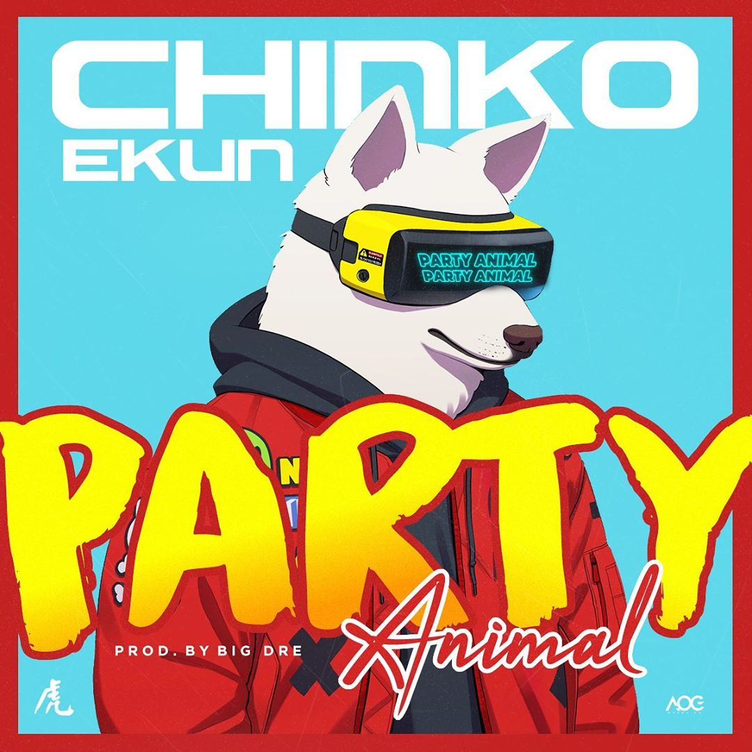 Chinko Ekun Party Animal