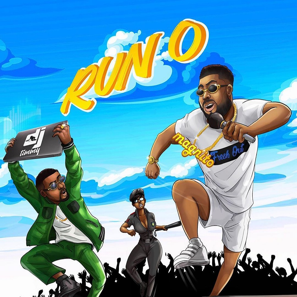 DJ Timmy Run O ft Magnito