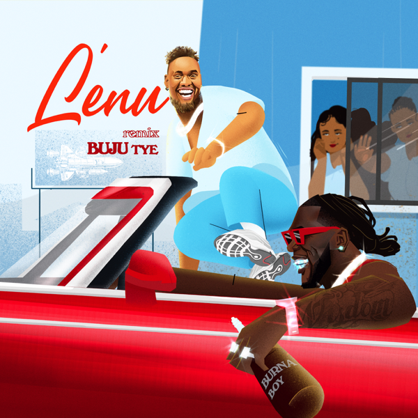 Buju Lenu (Remix) ft Burna Boy