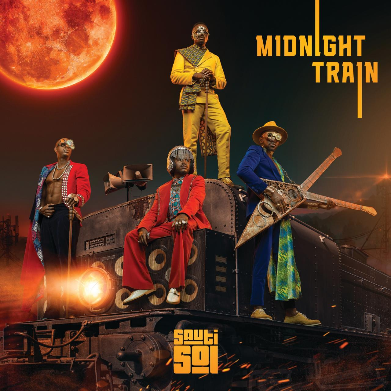 Sauti Sol – Brighter Days ft Soweto Gospel Choir