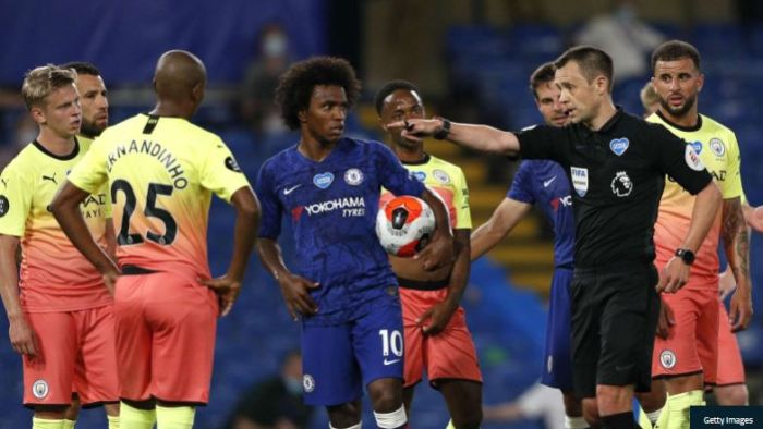 Chelsea 2 - 1 Manchester City Highlights Video