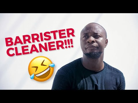 Mc Lively Barrister Cleaner