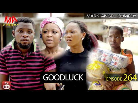 Mark Angel Comedy Good Luck Episode 264