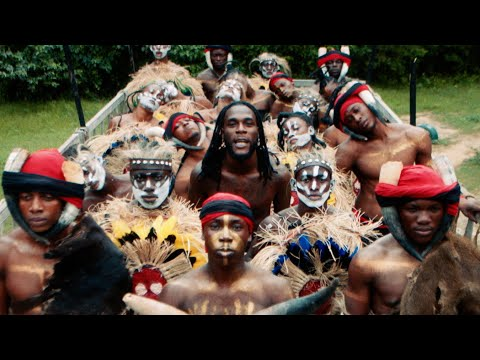 Burna Boy Wonderful Video