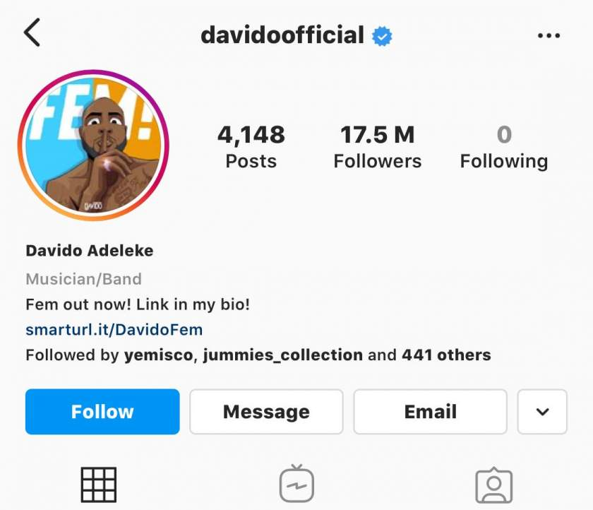 They Dont Understand Your Grace Davido Says As He Makes Social Media Return With New Single?w=1959&ssl=1