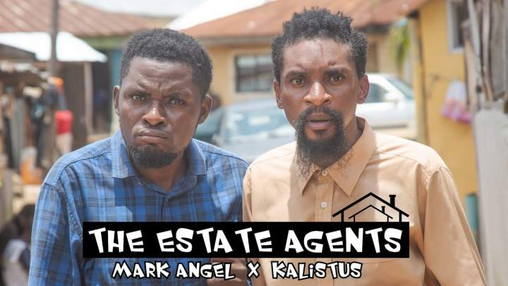 YAWA - Episode 53 (The Estate Agents) [Starr. Mark Angel]