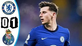 Chelsea 0 - 1 FC Porto (Apr-13-2021) UEFA Champions League Highlights