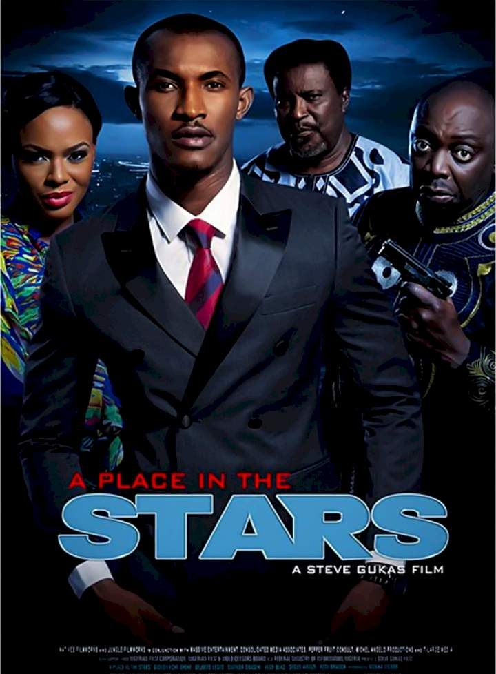 A Place in the Stars (2014)